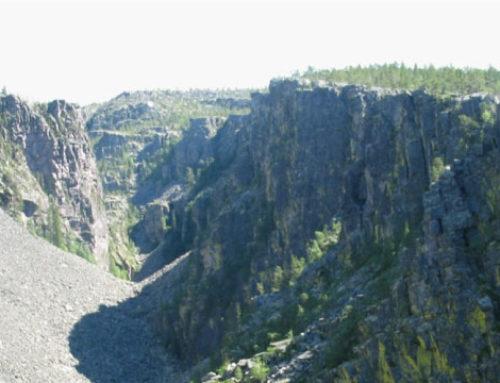 Jutulhogget; Nord-Europas nest største canyon – unikt!